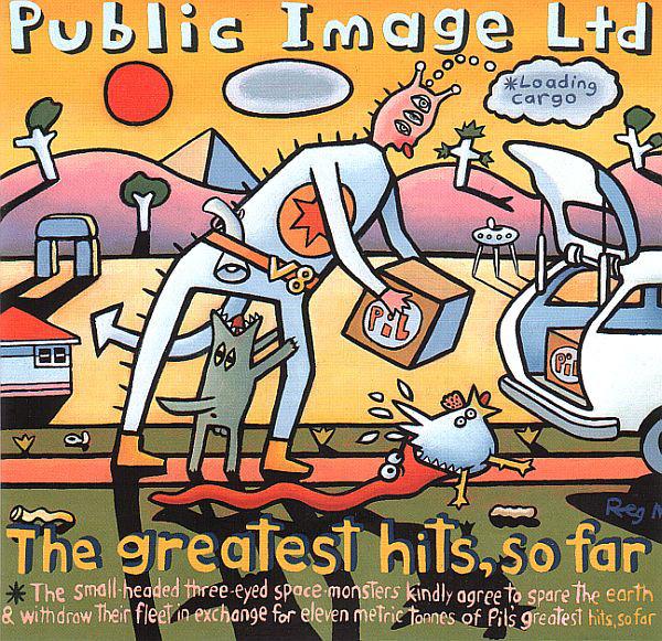 PIL (Public Image Ltd) The Greatest Hits, So Far
