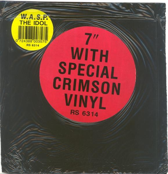 W.A.S.P. The Idol Vinyl