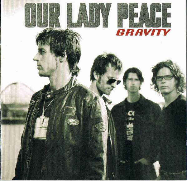 Our Lady Peace Gravity CD