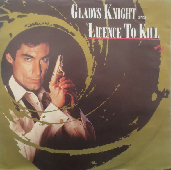 Knight, Gladys Licence To Kill Vinyl