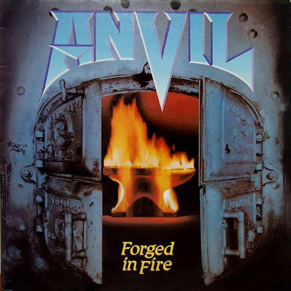 Anvil Forged In Fire Vinyl