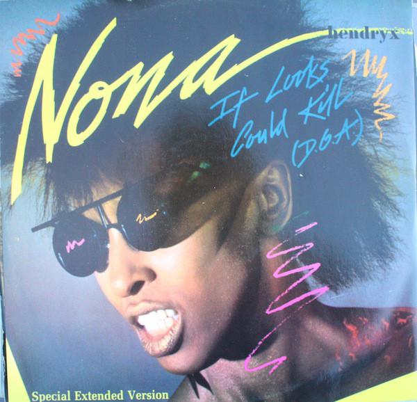 Hendryx, Nona If Looks Could Kill (D.O.A.) Vinyl