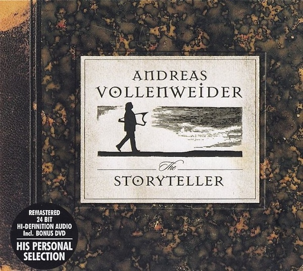 Vollenweider, Andreas The Storyteller