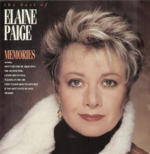 Page, Elaine The Best Of Elaine Page - Memories