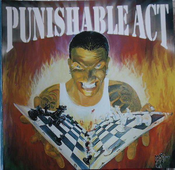 Punishable Act Punishable Act Vinyl
