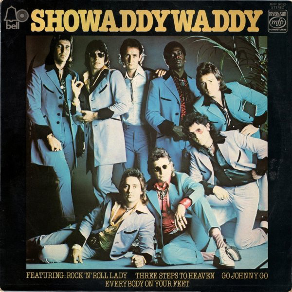 Showaddywaddy Showaddywaddy Vinyl