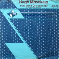 Hugh Masekela Pula Ea Na (It's Raining) Vinyl