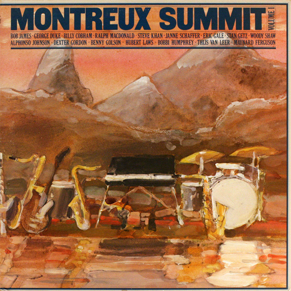 Various Montreux Summit, Volume 1