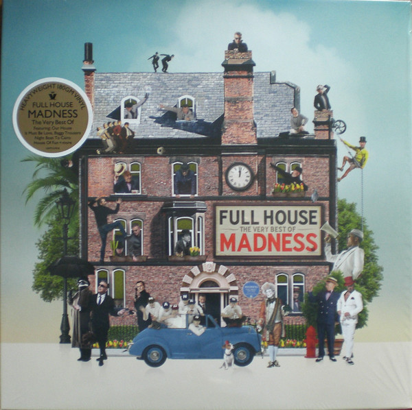 Madness Full House (The Very Best Of Madness)  Vinyl