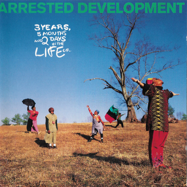 Arrested Development  3 Years, 5 Months & 2 Days In The Life Of ... CD