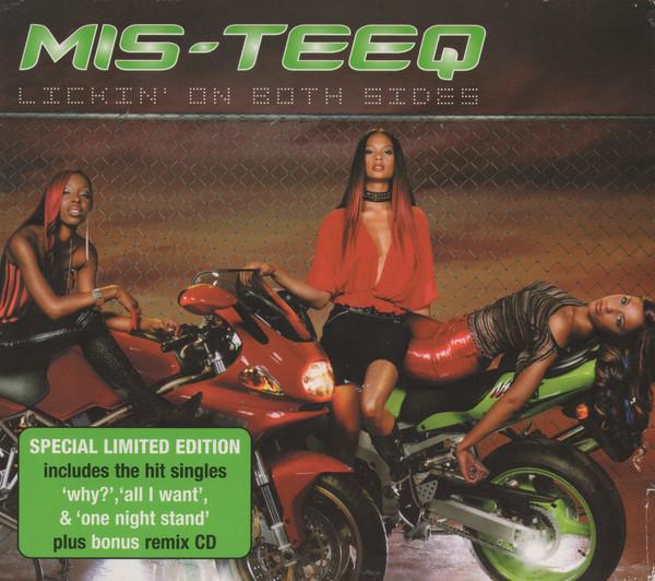 Mis-Teeq Lickin' On Both Sides Vinyl