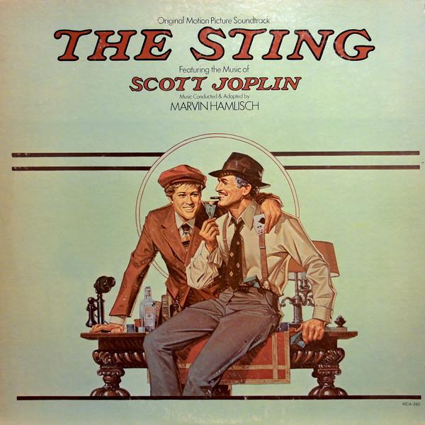 Joplin, Scott The Sting Vinyl