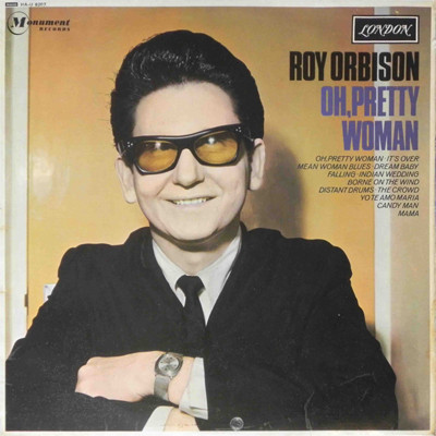 Orbison, Roy Oh Pretty Woman Vinyl