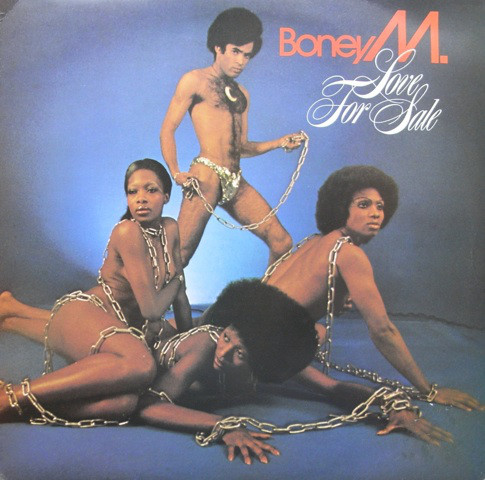 Boney M Love For Sale Vinyl