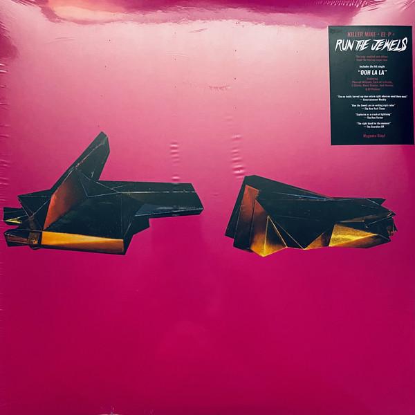 Run The Jewels Run The Jewels 4 Vinyl