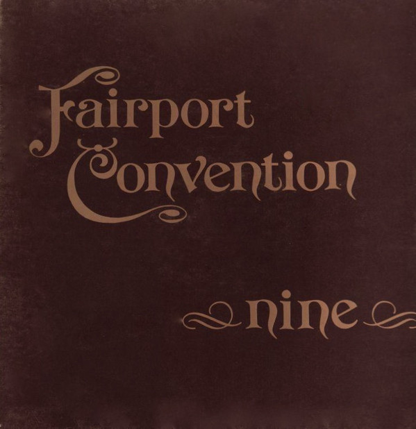 Fairport Convention Nine Vinyl