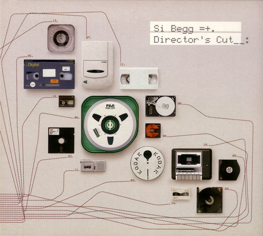 Begg, Si Director's Cut Vinyl