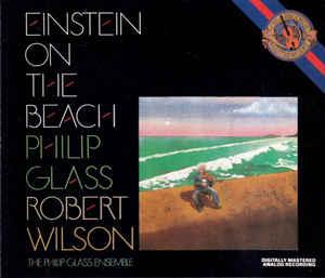 Philip Glass/Robert Wilson - The Philip Glass Ensemble Einstein On The Beach Vinyl