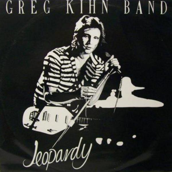 Greg Kihn Band Jeopardy Vinyl