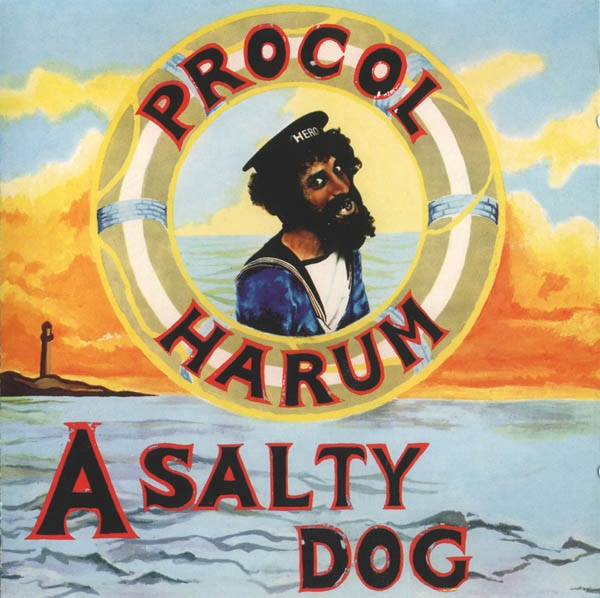 Procol Harum A Whiter Shade Of Pale/A Salty Dog
