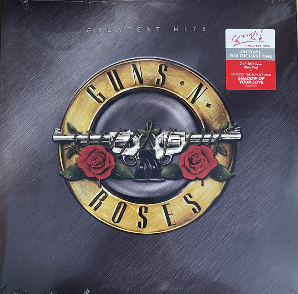Guns N' Roses Greatest Hits Vinyl