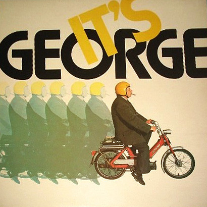 Melly, George It's George Vinyl