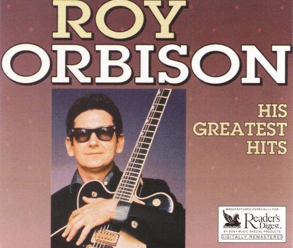 Orbison, Roy His Greatest Hits CD