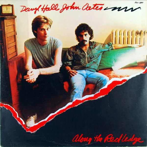 Hall Daryl & John Oates Along The Red Ledge Vinyl
