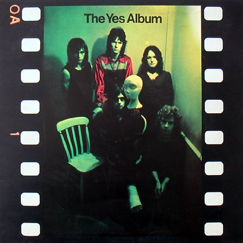 Yes The Yes Album Vinyl