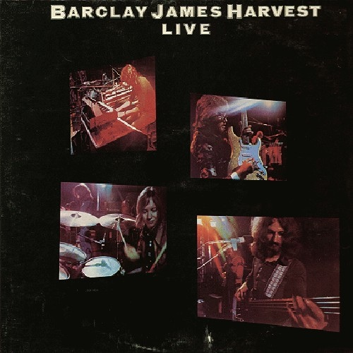 Barclay James Harvest Live Vinyl