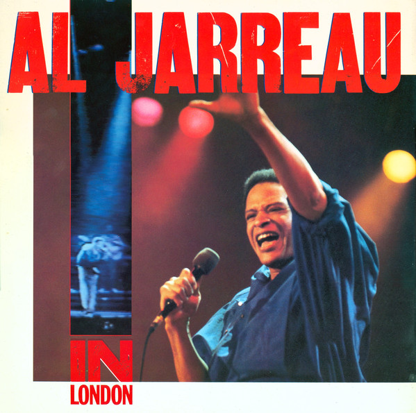 Al Jarreau In London Vinyl