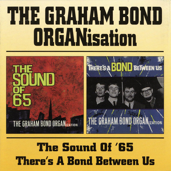 Bond, The Graham Organisation The Sound Of 65 / Theres A Bond Between Us