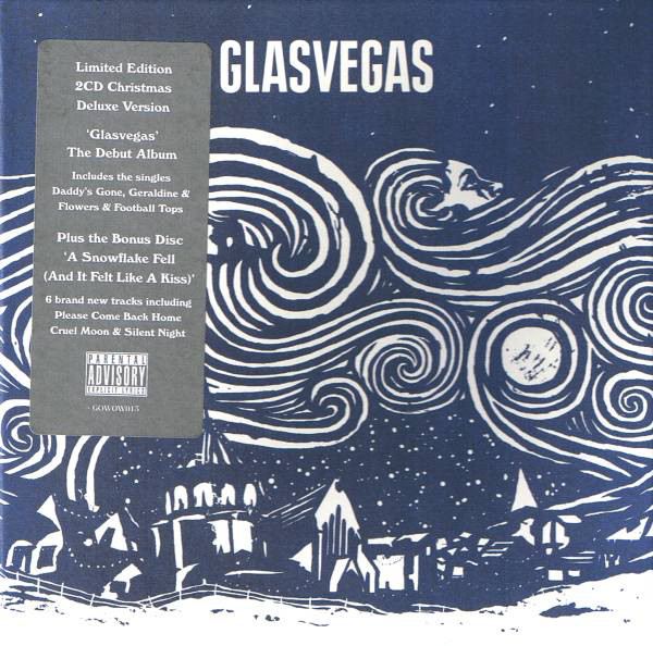 Glasvegas Glasvegas / A Snowflake Fell (And It Felt Like A Kiss)
