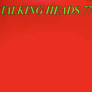 Talking Heads Talking Heads: 77 Vinyl