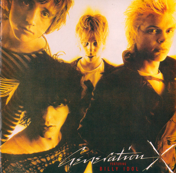 Generaion X Generation X CD