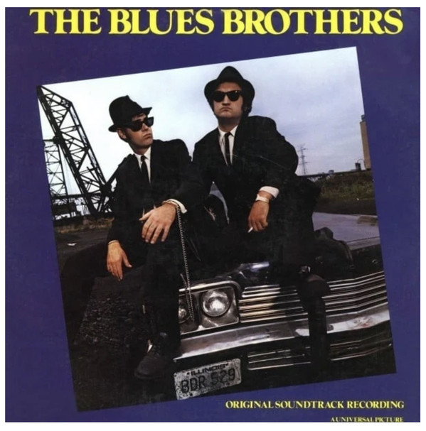 The Blues Brothers The Blues Brothers (Original Soundtrack Recording) Vinyl