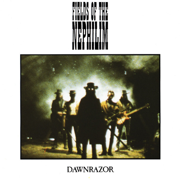 Fields Of The Nephilim Dawnrazor