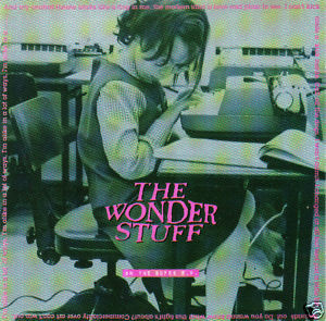 The Wonder Stuff On The Ropes