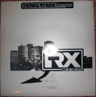 Royal Trux Map Of The City