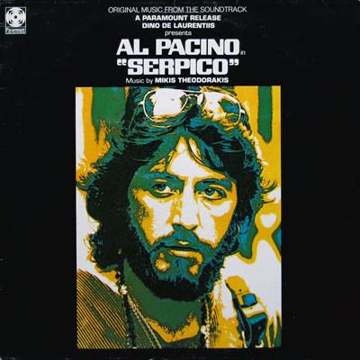 Serpico Mikis Theodorakis Vinyl