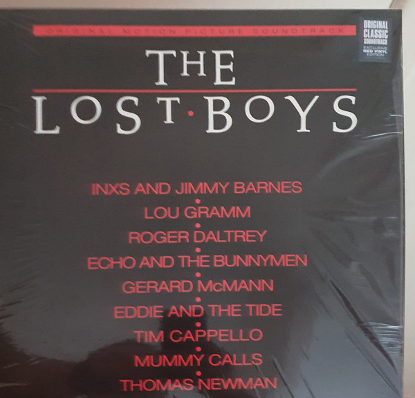 Various The Lost Boys - Original Motion Picture Soundtrack Vinyl