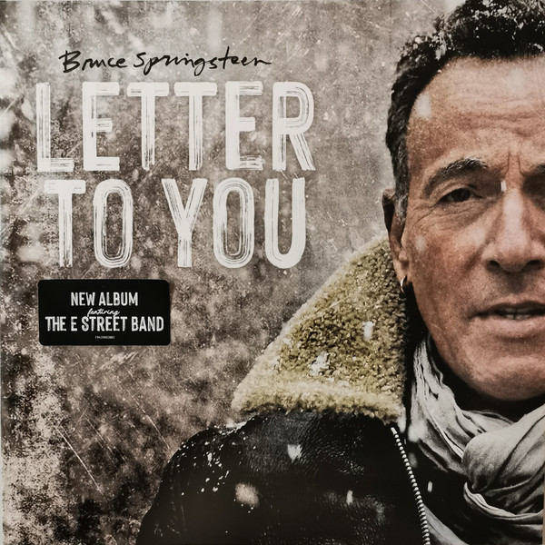 Springsteen, Bruce Letter To You Vinyl
