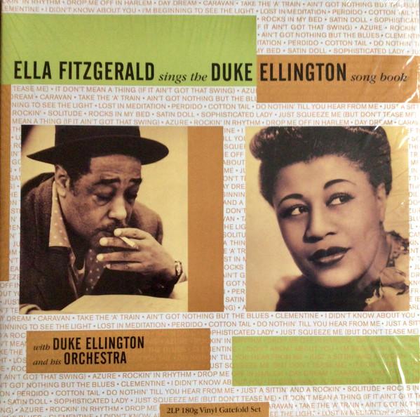 Ella Fitzgerald Ella Fitzgerald Sings The Duke Ellington Song Book, Vol. 1 Vinyl