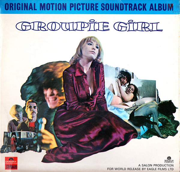 Various Groupie Girl (Original Motion Picture Soundtrack) Vinyl
