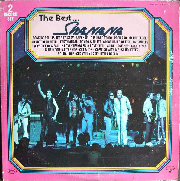 Sha Na Na The Best... Vinyl