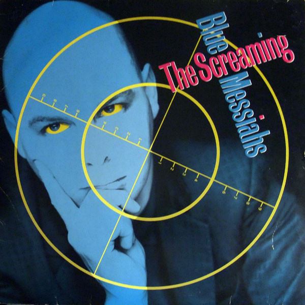 The Screaming Blue Messiahs Gun Shy Vinyl