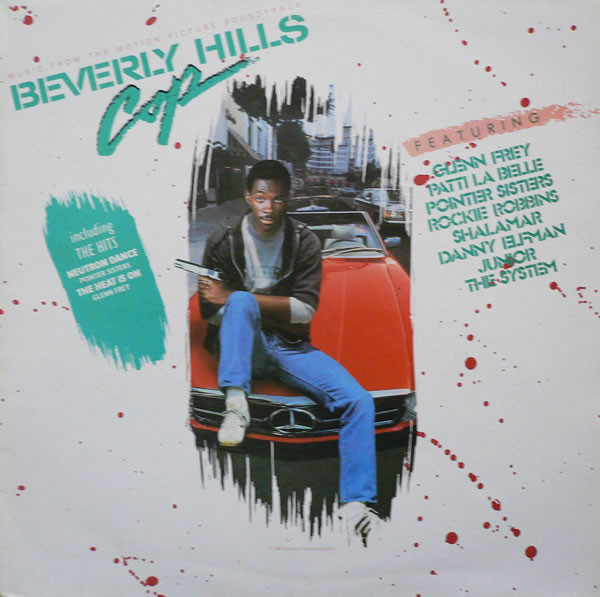 Music From The Motion Picture Soundtrack Beverly Hills Cop