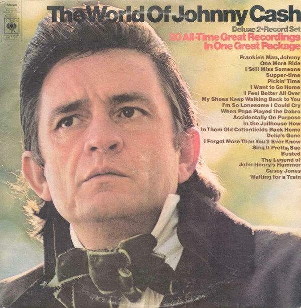 Cash, Jonny The World Of Jonny Cash Vinyl