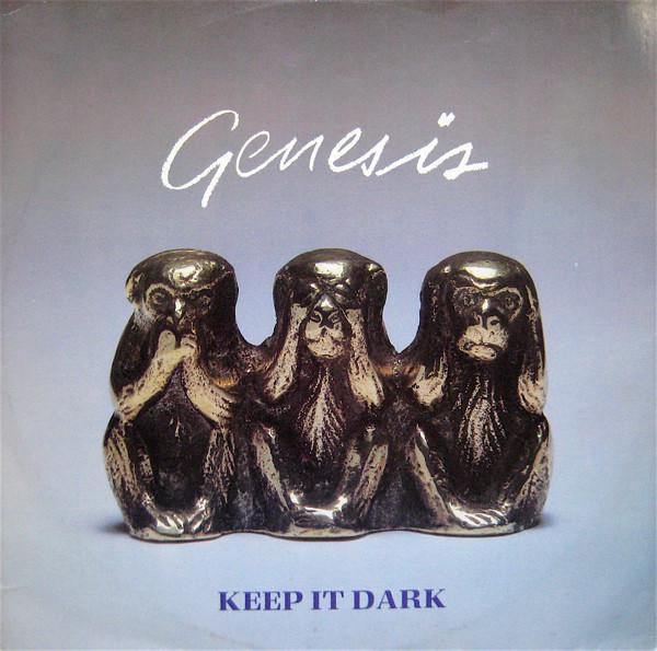 Genesis Keep It Dark Vinyl