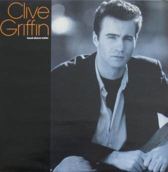 Griffin, Clive Head Above Water Vinyl